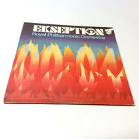 Ekseption 00.04 with London Philharmonic Orchestra Rock/Classical 1971 Vinyl LP
