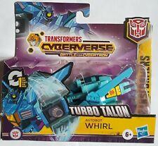 Transformers Cyberverse Whirl Turbo Talon 1-Step new hasbro one