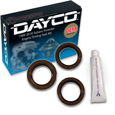 Dayco Engine Timing Seal Kit for 1999-2010 Subaru Forester 2.5L H4 - hf