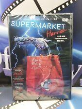 SUPERMARKET HORROR- DVD - SIGILLATO