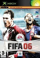 FIFA 06 (Xbox) Xbox - Total Football EA Sports PAL - Box J1