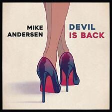 Mike Andersen - Devil Is Back (NEW CD)