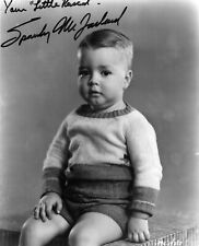 SPANKY McFARLAND The Little Rascals Signed Photo