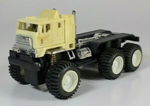 "Vintage 1986 Top Trucks Monster Semi Cab COE 5.75"" Scale Model"