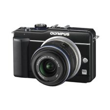 Excellent! Olympus E-PL1S 12.3MP with 14-42mm Black - 1 year warranty