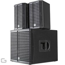 "HK Audio LUCAS 2K15 Active 15"" 2000W DJ Club PA Sub 2.1 Speaker System"