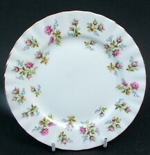 Vintage 1980's Royal Albert Winsome Pattern Side Bread Size Plates 16cm - in VGC