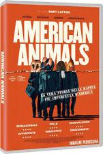 AMERICAN ANIMALS - BLU RAY  BLUE-RAY THRILLER