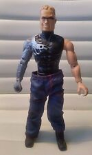 MAX STEEL - PSYCHO - 1999 ACTION FIGURE DOLL - 12 INCH