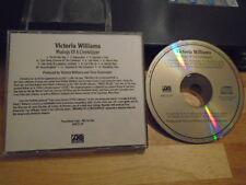 RARE ADV PROMO Victoria Williams CD Musings of a Creekdipper WENDY & LISA prince