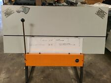 Bacher Plate Punch For Heidelberg Press Sm102 And Mof