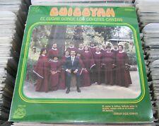 CUICOYAN LUGAR DONDE LOS COYOTES CANTAN MEXICAN LP SEALED CLASSICAL/CHORUS