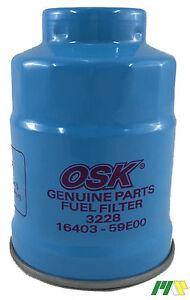 OSK Fuel Filter suit Z332 for Nissan Patrol Navara Terrano Cabstar Ford