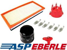 Serviepaket 4.0-L. Luftfilter Ölfilter Filter Zündkerzen Jeep Wrangler TJ 99-02