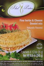 IDEAL PROTEIN Fine Herb And Cheese Omelet New