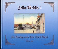 """""""Zella-Mehlis I"""" Bildband 128 S. m Abb. v  215 Ak u.a. Carl Walther Waffenfabrik"""