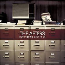 Never Going Back to OK by The Afters (CD, New, Feb-2008, INO/Columbia)