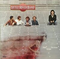 LITTLE RIVER BAND First Under The Wire 1979 OZ Capitol EX/VG++
