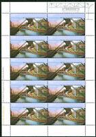 Bund 2171 I KB ** postfrisch Bogen Kleinbogen 2001 Tag der Briefmarke 10 er