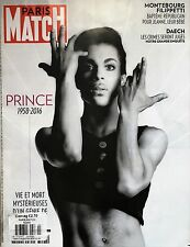 MATCH PARIS Magazine 28 APRIL 2016 PRINCE TRIBUTE 1958-2016 Vanessa Paradis NEW