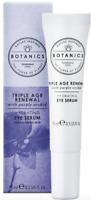 Botanics Triple Age Renewal w/ Purple Orchid Hydrating Eye Serum 0.5 fl. oz.