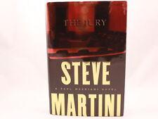 LIKE NEW!! The Jury By Steve Martini a Paul Madriani novel