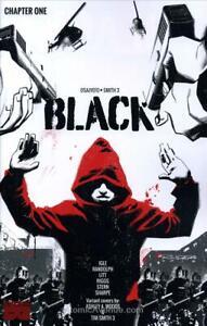 Black #1 VF/NM; Black Mask Comics | save on shipping - details inside