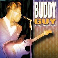 "BUDDY GUY  ""THE COMPLETE VANGUARD RECORDINGS""   BLUES  3 CD BOX SET"