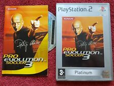 PRO EVOLUTION SOCCER 3  PLATINUM VERSION SONY PLAYSTATION 2 PS2 PAL