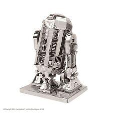 Metal Earth R2d2 Model Kits Star Wars MMS250