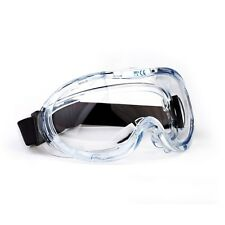 TR Industrial Anti-Fog Safety Goggles Wide Vision Lab Safety