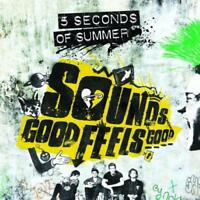 5 Seconds Of Summer - Sounds Good Feels Good [Brand New & Sealed] CD