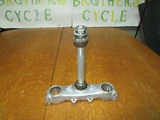 XR 350 HONDA* 1984 XR 350R LOWER TREE CLAMP