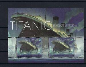 [LM18972] Belgium N°BL200 Titanic USED COB € 22,20 SUPERB
