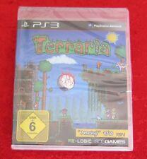 Terraria, PS3 PlayStation 3 Spiel, Neu, deutsche Version