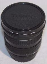 TOKINA AF 19-35mm 1:3.5-4.5 LENS W/ HOYA 77mm UV (0) (E16014-1 LOC.ELK) #2