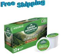 Green Mountain Coffee Keurig k-cups SINGLE ORIGIN COLOMBIA SELECT MEDIUM ROAST