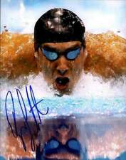 Ryan Lochte authentic signed swimming 8x10 photo W/Cert Autographed A0008