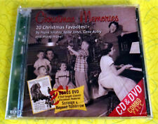 Christmas Memories ~ New CD / DVD Combo ~ Holiday Music & Movies ~ Scrooge