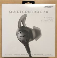 Bose® QuietComfort 30 Acoustic Noise Cancelling In-Ear-Kopfhörer Bluetooth  NEU