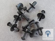 10x clips schraubniete tabique radeinbau parachoques mercedes bmw a1239900592