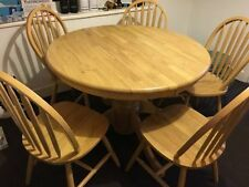 Ercol Dining Tables Sets 7 Pieces