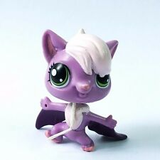Littlest Pet Shop LPS #3882 Stormie Batters Purple Bat Pets toy figure toy