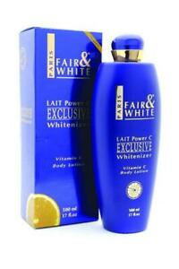Fair and White Exclusive Whitenizer Vitamin C  Skin Lotion