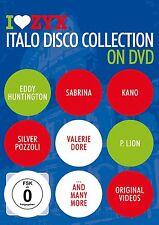 DVD Italo Disco Collection - I Love ZYX von Various Artists DVD