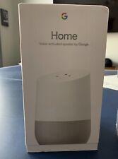 Google Home Smart Assistant - White Slate (US) & 4x Google Minis