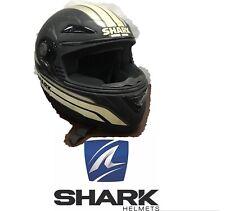 Casco XS da moto SHARK S500 FUNKY per scooter uomo integrale NUOVO nero donna