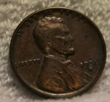 1931S lincoln penny