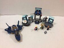 LEGO 6868 Super Heroes Hulk's Helicarrier Breakout