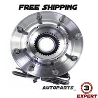 Front Wheel Bearing Hub Assembly For 05-10 Ford F-250/F-350 Super Duty 8 LUG ABS